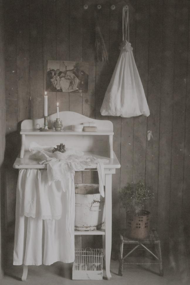 Muebles Para Baño Antiguos:Fauna decorativa: Muebles antiguos para el baño / Old furniture for