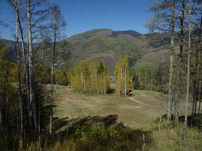 Vail Trail Run, Ski Trails