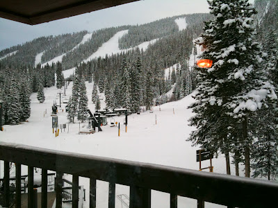 View From The Lodge, Mary Jane