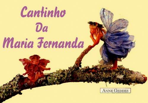 Cantinho da Maria Fernanda ...