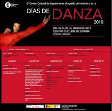Festival Días de Danza 2010