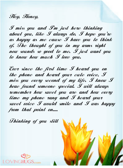 Love N Hugs Love Letter