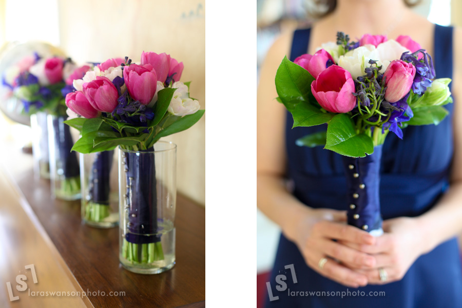 Wedding Colors Navy Blue and Pink