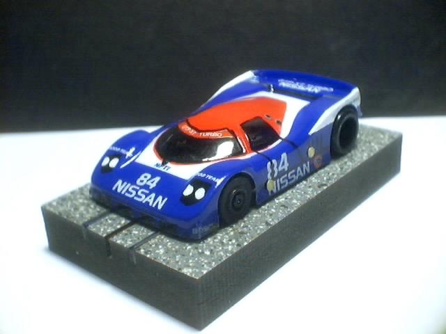 Ho Slot Car Speed Shop Custom Nissan Npt 90 W Bsrt G3r T Bulkhead