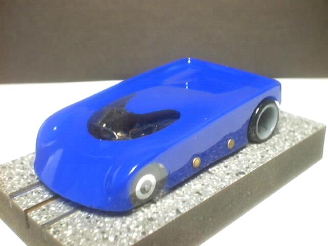 Wizzard Slot Car Racing