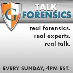 Talk Forensics Radio Show