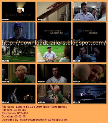 LETTERS TO GOD TRAILER DOWNLOAD