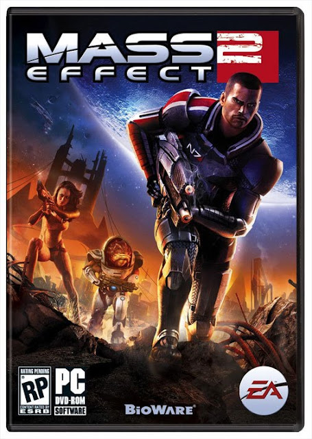 Mass Effect 2 (2010) ENG / Region free | XBOX360