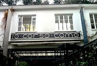10 Corso Como のファサード。