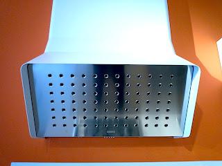 イタリアSCHIFFINI換気扇のデザインが楽しい。