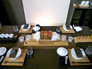 テーブルウェア・フェスティバル2011でのテーブルコーディネート最優秀賞。