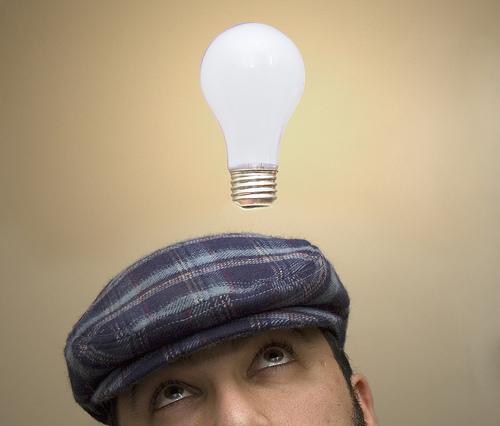 Bagaimana mencipta idea kreatif?