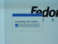 formatting file system