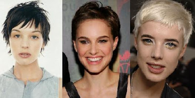 The Fashion-y Blog: Getting the Perfect Pixie