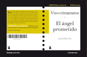 """Poemario de Javier Díaz Gil: """"Vivo Extramuros y El ángel prometido"""""""