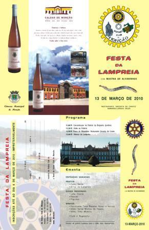RC Monção - Festa da Lampreia