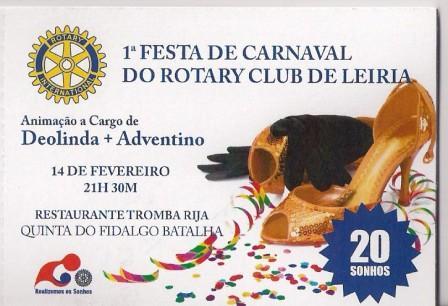1ª Festa Carnaval Leiria