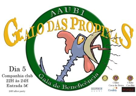 RC COVILHÃ - Angariar fundos para apoiar pagamento de propinas de jovens estudantes carenciados