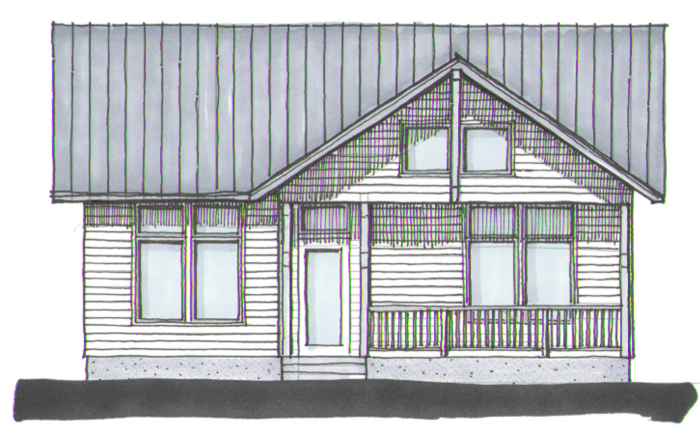 Design Banter D A Home Plans 3 Plans Under 1 000 Square Feet