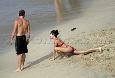 Beach nude ziyi zhang