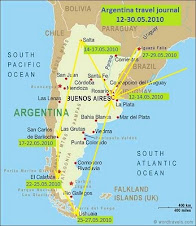 argentina travel journal