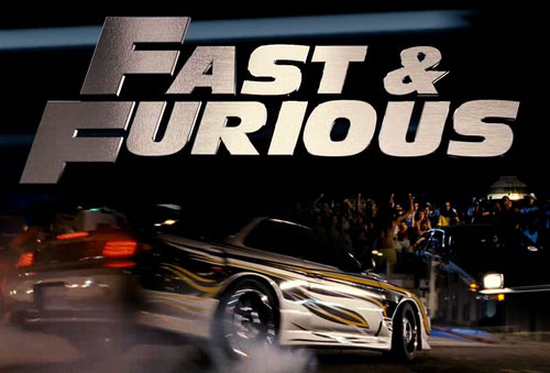 FAST FIVE ( Fast & Furious 5 ) 2011