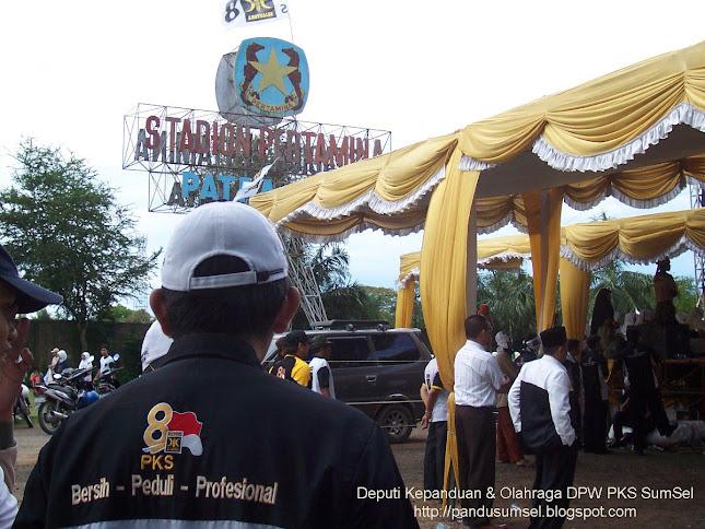 Kampanye PKS Palembang 24/03/09
