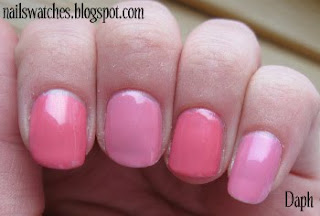 zoya barbie diamond cosmetics cotton candy pink creme nail polish comparison nail polish nailswatches