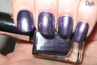 comparison nfu oh 068 p2 gorgeous purple foil dupe nailswatches