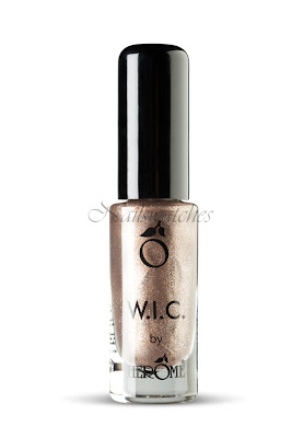 wic by herome world inspired colors canada collection fall/winter 2010 québec quebec gold sand nailswatches champagne foil