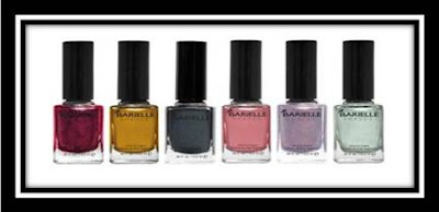 barielle holiday hustle collection 2010 nail polish nailswatches