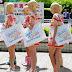 Model Gadis-gadis Botak di Harajuku dan Shibuya
