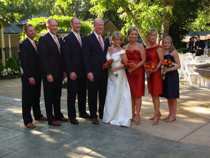Forsberg Wedding...Dallas