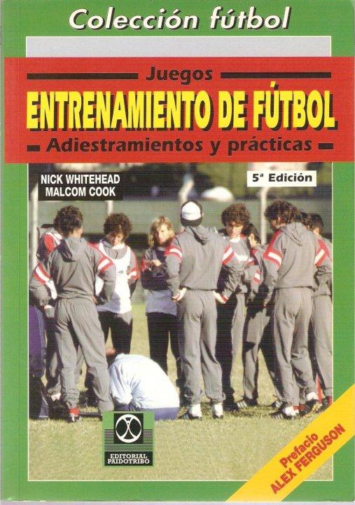 LIBRO DE: Entrenamiento de fútbol