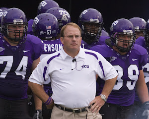 Coach Gary Patterson