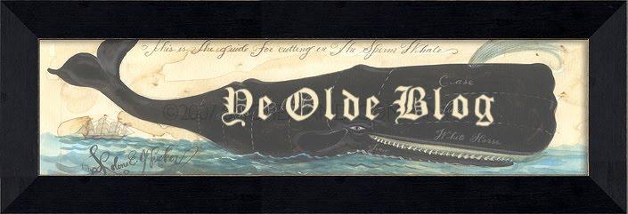 Ye Olde Blog