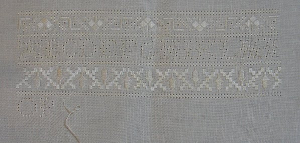 Northern expressions needlework august