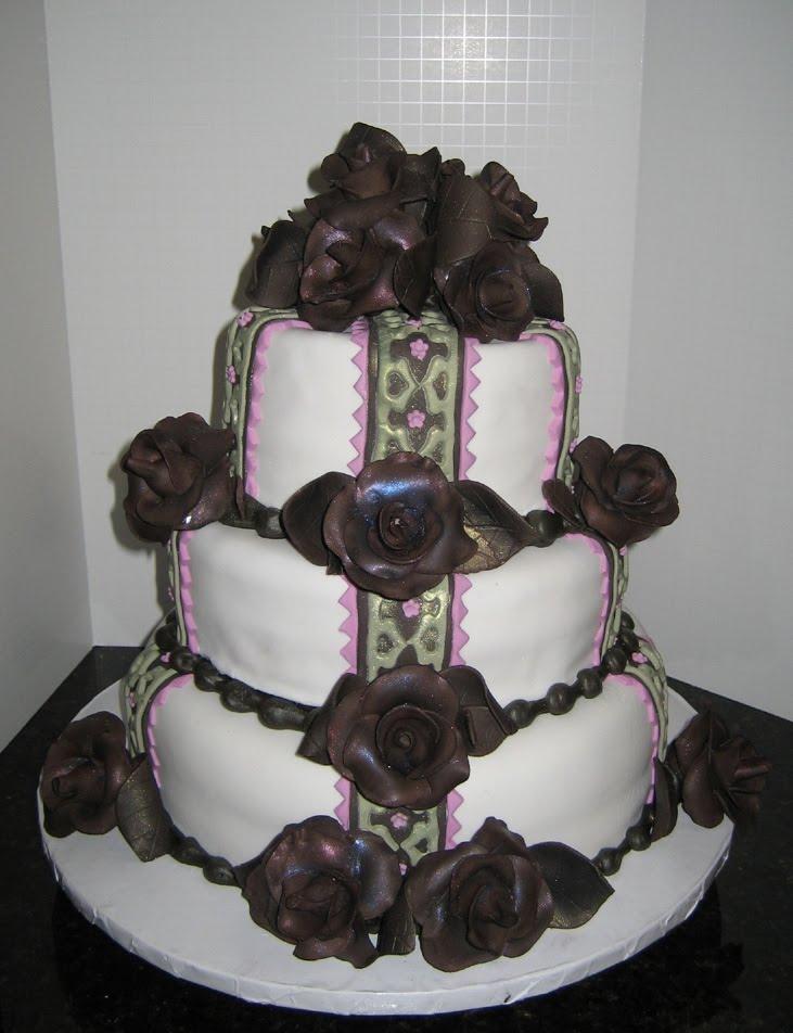 Day Of The Dead 40th Birthday Cake Ella Vanilla