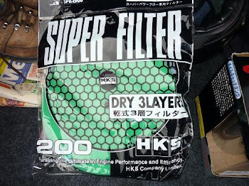 Replace filter rm25
