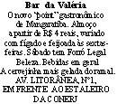 Bar da Valéria