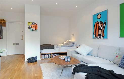 дизайн квартиры, интерьер небольшого помещения, интерьер квартиры