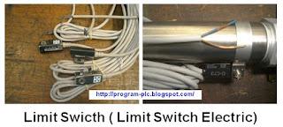 Limit Switch Listrik PLC