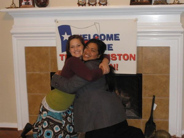 Sister Fonua and Me Sister Judkins!