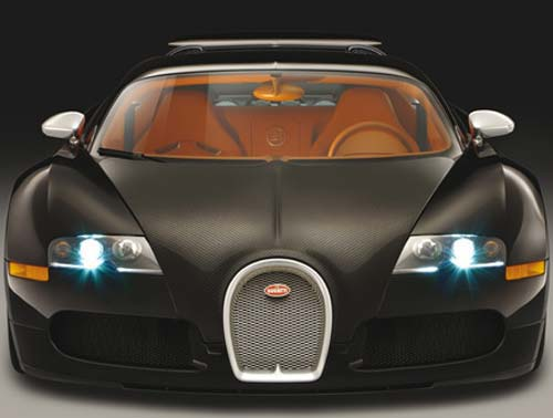 Bugatti Veyron SuperSport, World's Fastest Car
