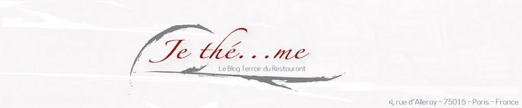Je Thé...me | Restaurant - Bistrot Paris 15 - 75015