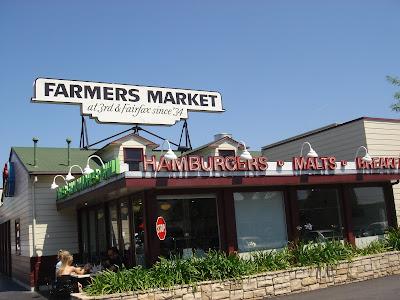 Los Angeles Landmark Farmers Market