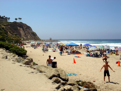 Salt Creek Beach