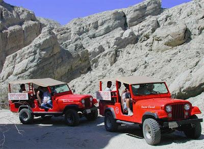 Desert Adventures Jeep Tours