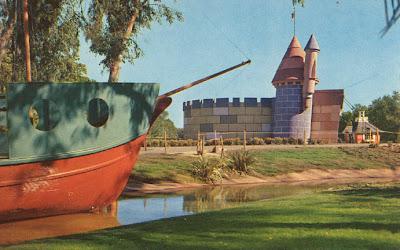 Fairytale Town Family Park Sacramento