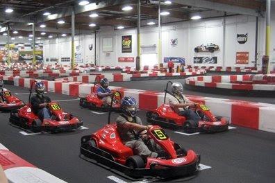 Indoor Go Kart Racing Southern California